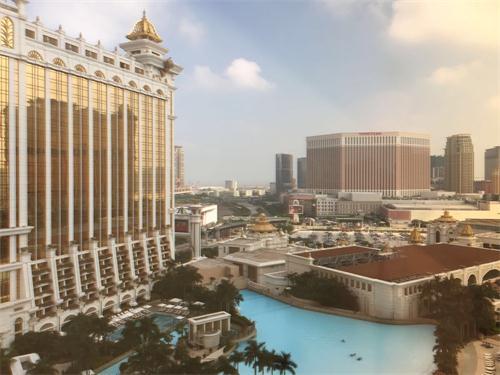 澳门银河综合度假城隶属于香港的银河娱乐集.