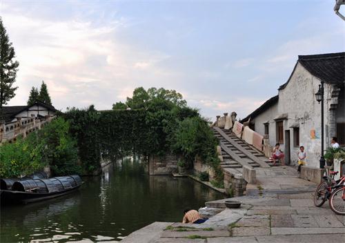 风景 古镇 建筑 旅游 摄影 500_352