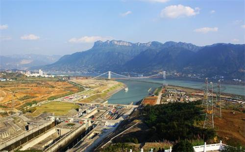 湖北宜昌乌山风景区