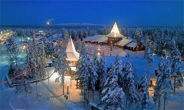 芬兰的生活和景色全部冻结在冬季,这里是真正的北欧,这里有真正的